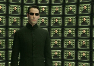 Matrix2, neo in TV ;-)